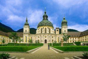 Kloster Ettal | © Daniel Drieß